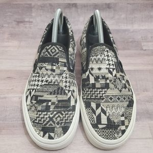 Vans Italian Weave Slip-On Womens Size 8.5